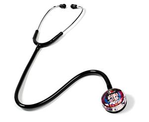 Clear Sound Stethoscope, Adult, Betty Boop Luv-a-Nurse, Print