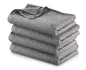 Fire Resistant Wool Blanket