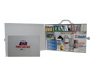 150 Person First Aid Kit - Metal Case