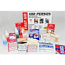100 Person First Aid Cabinet