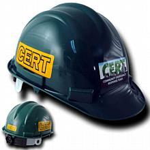 Deluxe CERT Hard Hat 5 point suspension