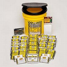 Earthquake Kit - 3 Person Bucket