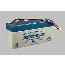 Life Care 5000 Plum Battery 3.2 Ah