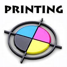 n. Printing