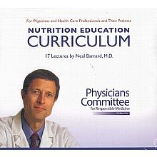 Nutrition Education Curriculum DVD
