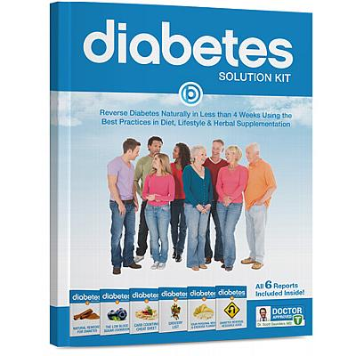 Diabetes Solution Kit (Print Edition + Digital Access)