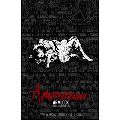 "Americana: Submission Series 5/10 Poster (11x17"")"