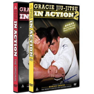 Gracie Jiu-Jitsu In Action Collection