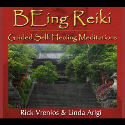 CD - BEing Reiki
