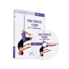 Level II Yoga Trapeze Flows with Brett Larkin DVD