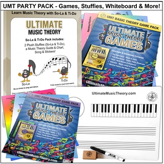 UMT Party Pack Special (Value $144.88)