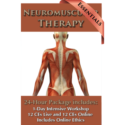 Neuromuscular Therapy Essentials Course Package