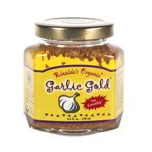 Organic Garlic in Extra virgin Olive oil